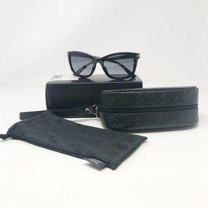 Oakley Drop In Polarized Black Women Sunglasses